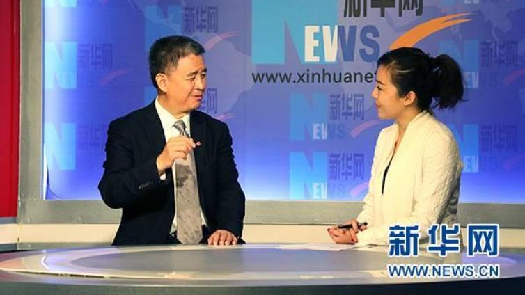 """王振耀:""""互联网+公益""""给中国公益事业带来一场革命"""