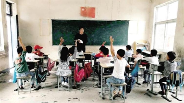 """儿童丨""""益""""起过中秋 今年要去中牟俩贫困小学"""