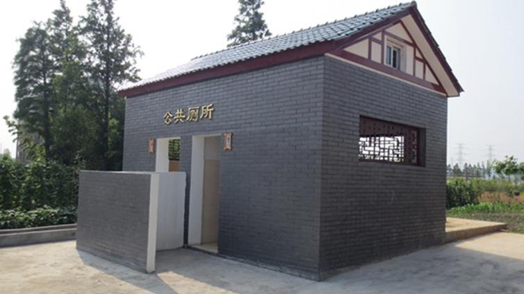 """厕所文化丨我国近半农户已实施卫生厕所改造,年底将开展农村""""厕所革命""""工作评估"""
