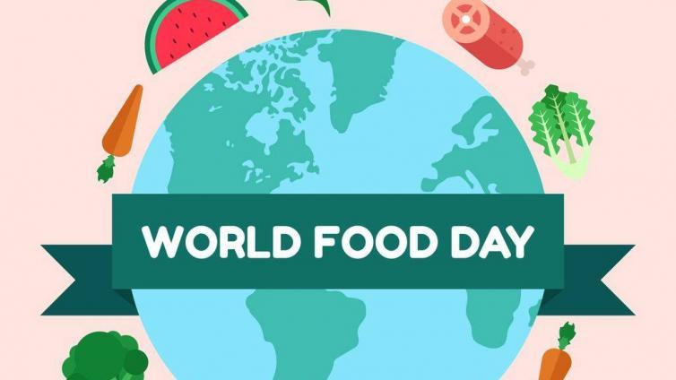 世界粮食日丨从今天起,不剩饭!