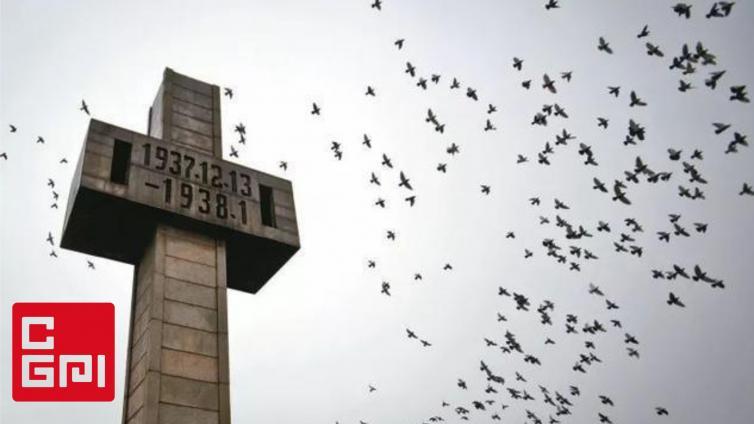 缅怀丨南京大屠杀受难的那些同胞,每一个人都需要被铭记