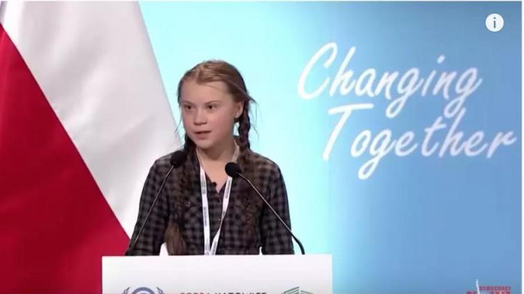 环境 | 怒怼200位联合国代表,15岁少女为全球变暖担忧,成年人在做什么?