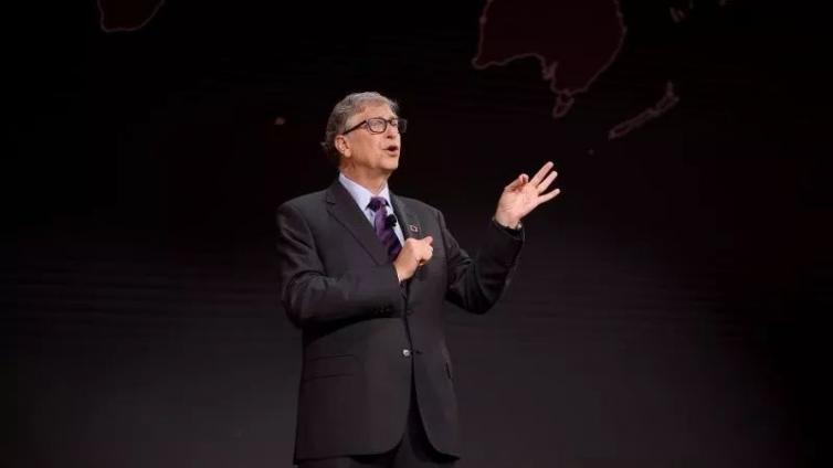 发起人动态 | 比尔·盖茨:平等本身不是目标,进步+平等才是