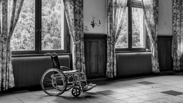 政策建议   疫情期间注意加强残疾人社区照护和就医保障