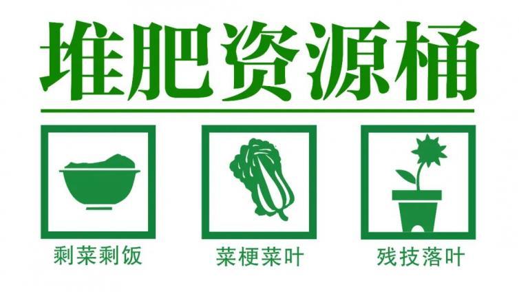 零污染家乡—垃圾细分类回收参考方案