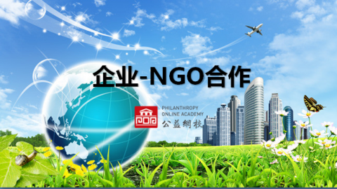 企业-NGO合作