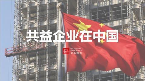 共益企业中国项目