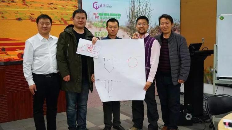环保   NGO2.0在清华举办公益技术马拉松,创客助力拯救民勤规模化种植梭梭