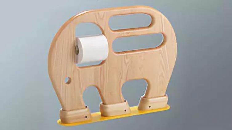 儿童 | 关怀的设计,让孩子们愉快地上厕所