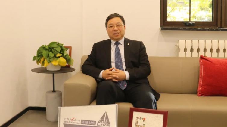 """黄浩明:六位一体发挥""""慈善外交""""优势 用国际语言影响全球"""